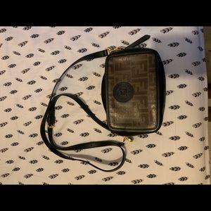 Fendi camera case style crossbody bag